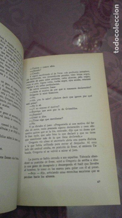 Libros antiguos: El crimen de cuenca - Foto 4 - 172898969