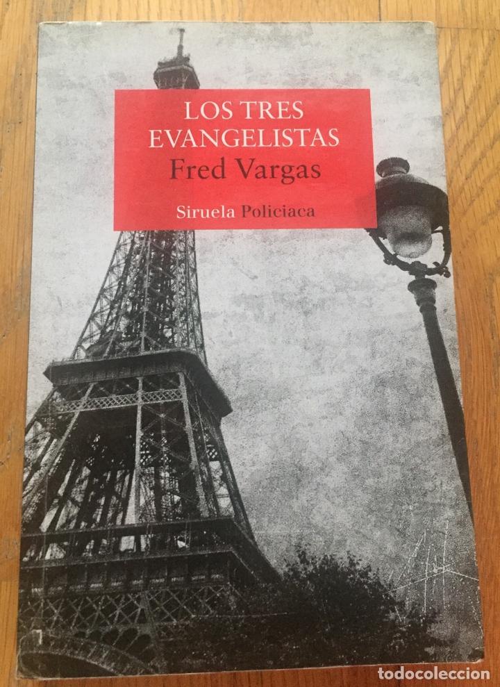 LOS TRES EVANGELISTAS, FRED VARGAS (Libros antiguos (hasta 1936), raros y curiosos - Literatura - Terror, Misterio y Policíaco)