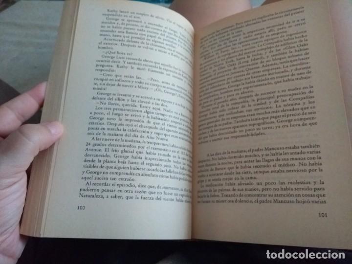 Libros antiguos: Aquí vive el horror. Jay Anson - Foto 2 - 182511675