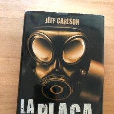 Libros antiguos: LA PLAGA- JEFF CARLSON. Lote 174312595
