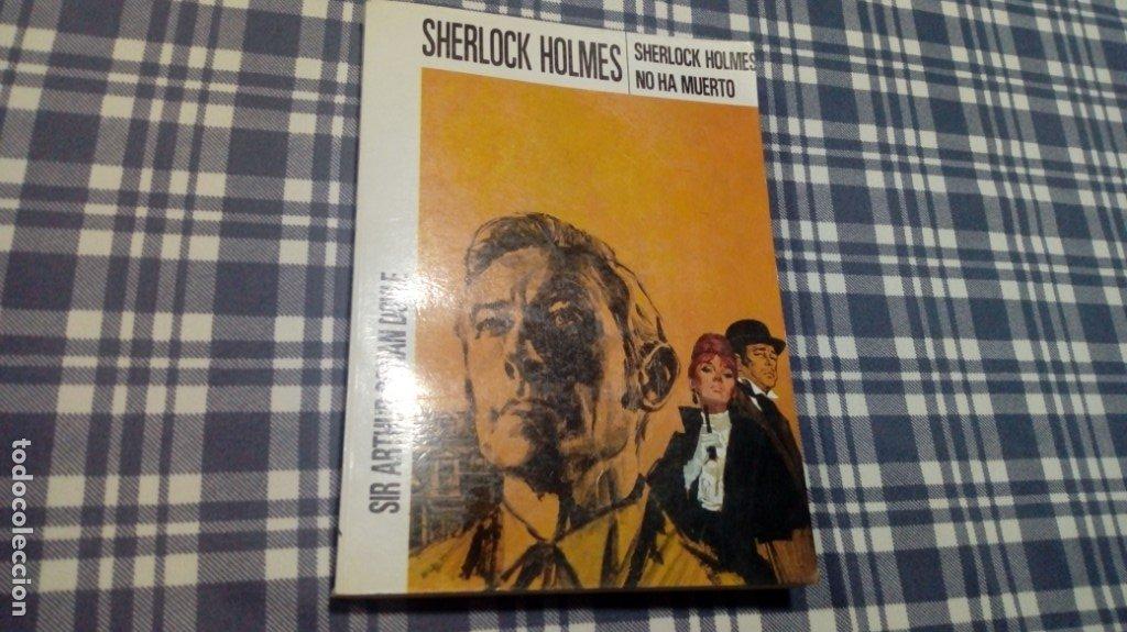 SHERLOCK HOLMES NO HA MUERTO ED. MOLINO EXCELENTE CONSERVACIÓN (Libros antiguos (hasta 1936), raros y curiosos - Literatura - Terror, Misterio y Policíaco)