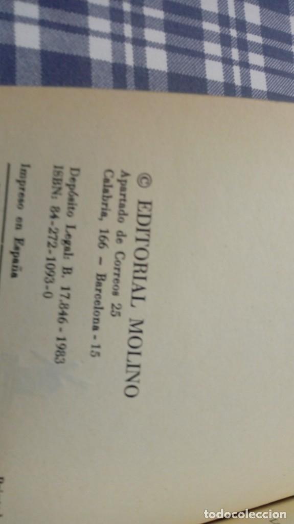 Libros antiguos: Sherlock Holmes no ha muerto Ed. Molino Excelente conservación - Foto 4 - 197466931