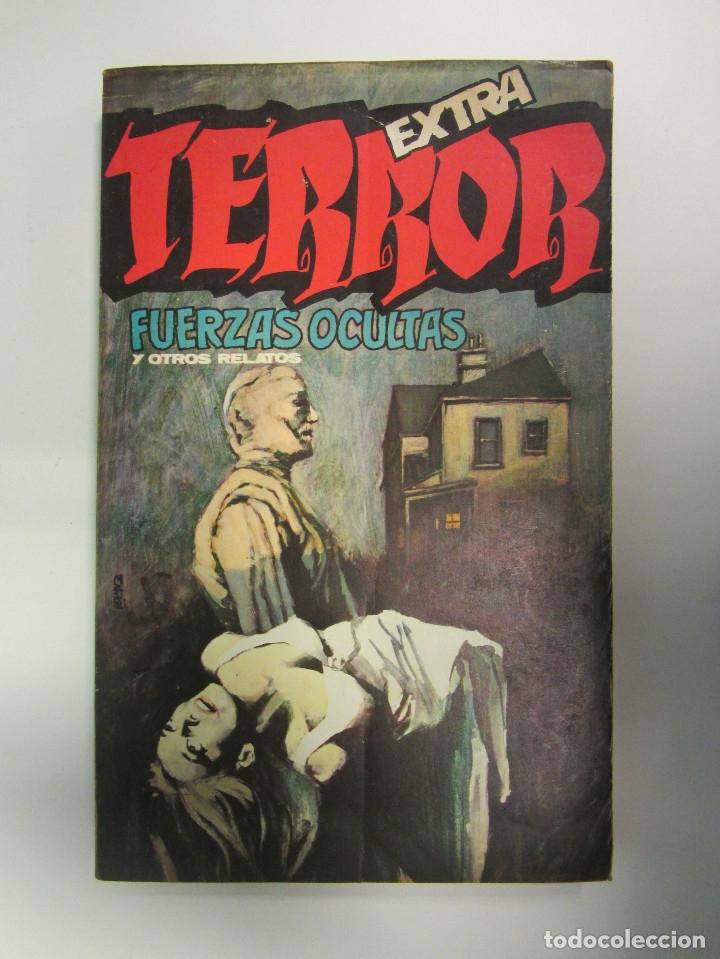 Libros antiguos: LOTE DE 21 EJEMPLARES TERROR (GEMINI) + LOTE DE 6 EXTRA TERROR (ROMEU). ILUSTRADOS. - Foto 6 - 174971044