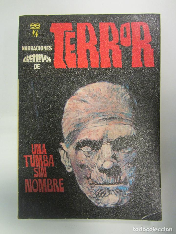 Libros antiguos: LOTE DE 21 EJEMPLARES TERROR (GEMINI) + LOTE DE 6 EXTRA TERROR (ROMEU). ILUSTRADOS. - Foto 14 - 174971044