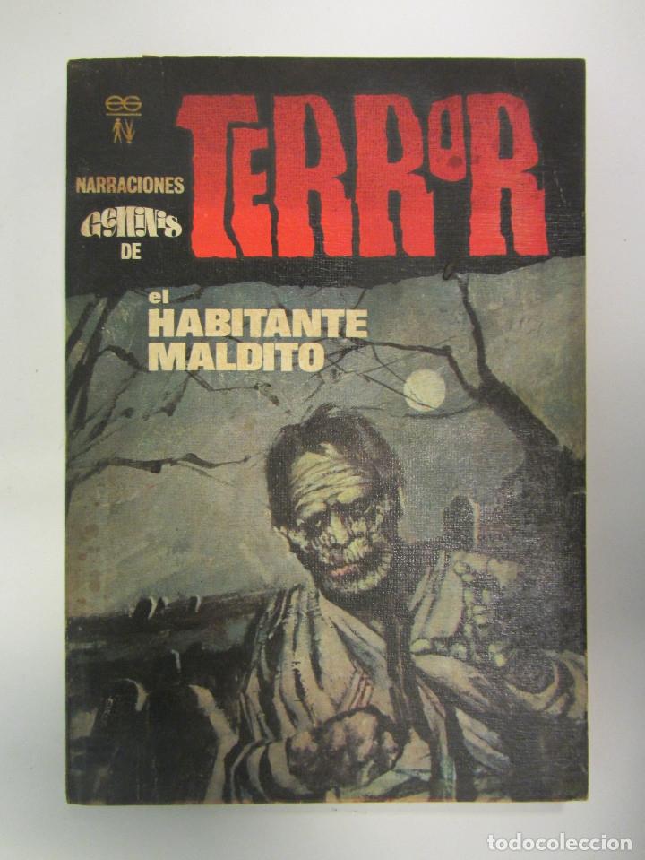 Libros antiguos: LOTE DE 21 EJEMPLARES TERROR (GEMINI) + LOTE DE 6 EXTRA TERROR (ROMEU). ILUSTRADOS. - Foto 21 - 174971044