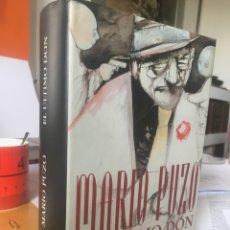 Libros antiguos: EL ULTIMO DON-MARIO PUZO Nº DE PÁGINAS: 544 PÁGS. ENCUADERNACIÓN: TAPA DURA EDITORIAL: S.A. EDICION. Lote 176079899