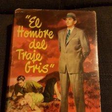 Libros antiguos: EL HOMBRE DEL TRAJE GRIS SLOAN WILSON EDITORIAL BRUGUERA 1957. Lote 176785887