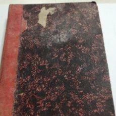 Libros antiguos: EL PERRO DE BASKERVILLE POR ARTURO CONAN-DOYLE. 1909. Lote 177096759