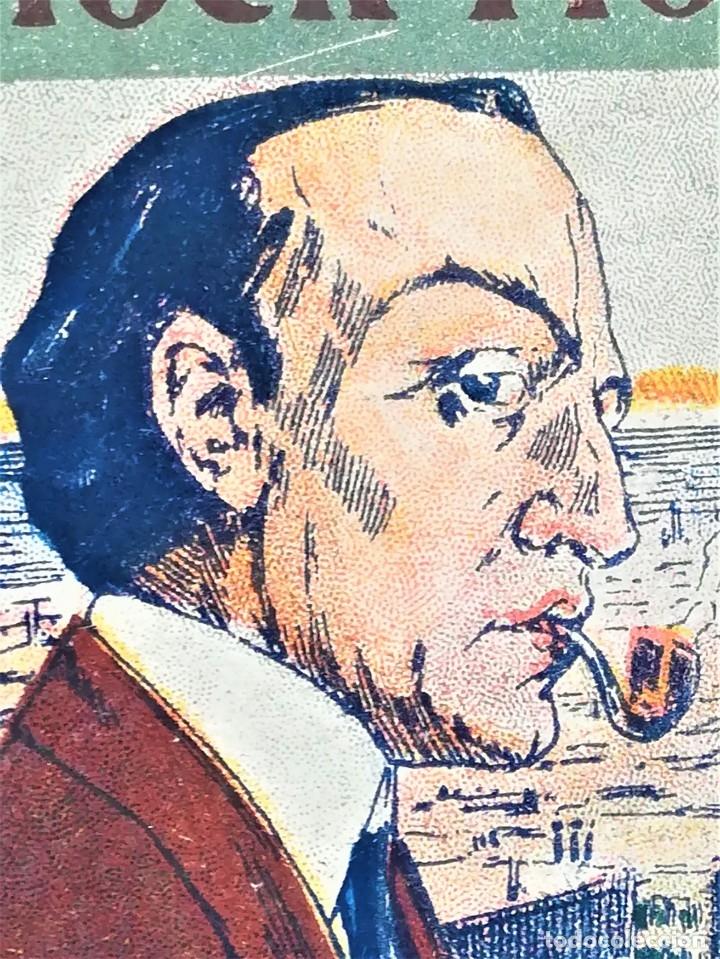 Libros antiguos: SHERLOCK HOLMES,4 NOVELAS AÑO 1909,MAS DE 110 AÑOS,DE ARTHUR CONAN DOYLE,EL PERRO DE BASKERVILLE,MAS - Foto 2 - 177404487