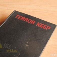 Libros antiguos: TERROR KEEP - EDGAR WALLACE - 1927 - 1ERA EDICIÓN. Lote 177963578
