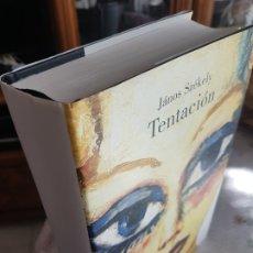 Libros antiguos: TENTACIÓN , JANOS SZEKELY , EDITORIAL LUMEN. Lote 206776286