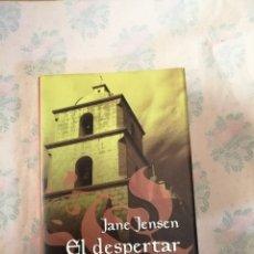 Libros antiguos: EL DESPERTAR DEL MILENIO. JENSEN, JANE. . Lote 181016038