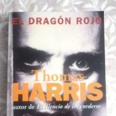 Libros antiguos: EL DRAGON ROJO THOMAS HARRIS. Lote 182578970