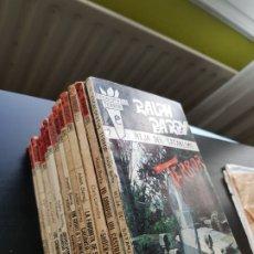 Libros antiguos: LOTE 14 NOVELAS SELECCIÓN TERROR DE BRUGUERA 1976 N 200 AL 569 ESCALOFRÍOS. Lote 182588857