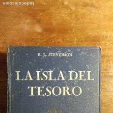 Libros antiguos: LA ISLA DEL TESORO STEVENSON 1924. Lote 182886053