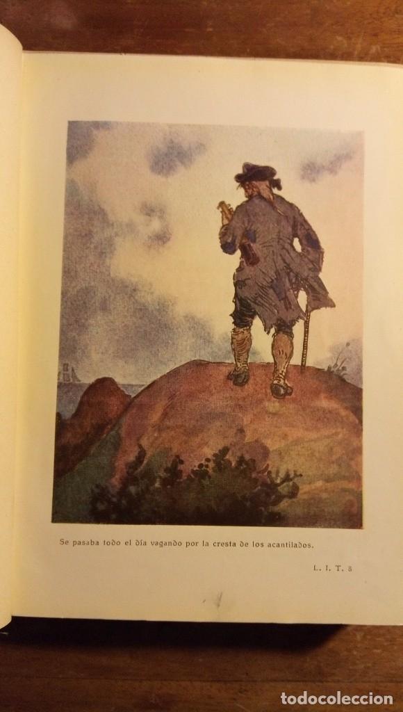 Libros antiguos: La isla del tesoro Stevenson 1924 - Foto 2 - 182886053