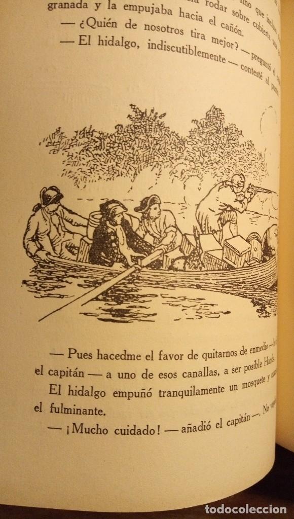 Libros antiguos: La isla del tesoro Stevenson 1924 - Foto 12 - 182886053