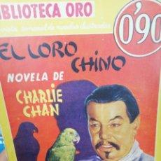 Livres anciens: EARL DERR BIGGERS. EL LORO CHINO. Lote 183470461