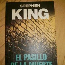 Libros antiguos: EL PASILLO DE LA MUERTE DE STEPHEN KING. Lote 183579152