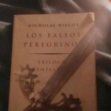 Libros antiguos: LOS FALSOS PEREGRINOS. Lote 183628021