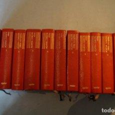 Libros antiguos: OBRAS. AGATHA CHRISTIE. 13 TOMOS. Lote 184509686