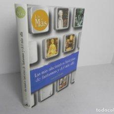 Libros antiguos: LAS MÁS ALUCINANTES HISTORIAS DE FANTASMAS Y DEL MÁS ALLÁ (JUAN JOSÉ BONILLA) RUEDA-1998. Lote 184680076