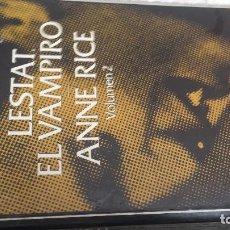 Libros antiguos: ENTREVISTA CON EL VAMPIRO VOLUMEN 2. Lote 186070126