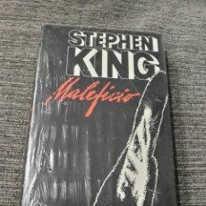 Libros antiguos: MALEFICIO. STEPHEN KING. CÍRCULO DE LECTORES. TAPA DURA - PRECINTADO.. Lote 187056468