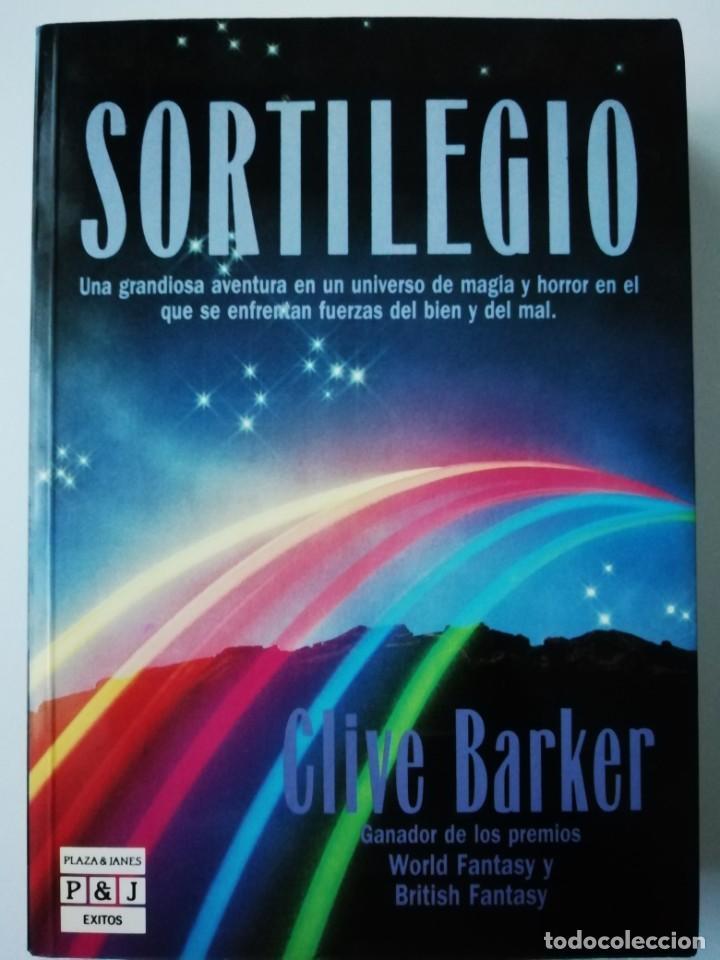 SORTILEGIO - CLIVE BARKER - ED. P & J 1988 (Libros antiguos (hasta 1936), raros y curiosos - Literatura - Terror, Misterio y Policíaco)