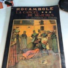 Libros antiguos: LA CÁRCEL DE MUJERES. Lote 189095540
