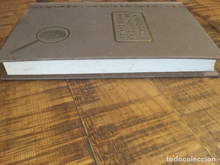 Libros antiguos: ANTOLOGÍA DE NOVELAS POLICÍACAS - Foto 7 - 190063062