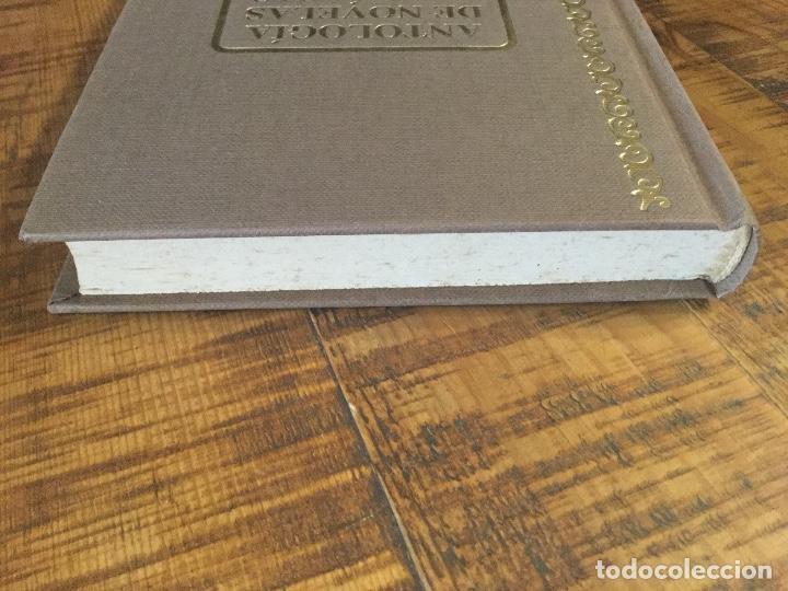 Libros antiguos: ANTOLOGÍA DE NOVELAS POLICÍACAS - Foto 8 - 190063062