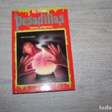 Libros antiguos: NOVELA, PESADILLAS Nº 30, DESEOS PELIGROSOS, EDICIONES B. Lote 190535840