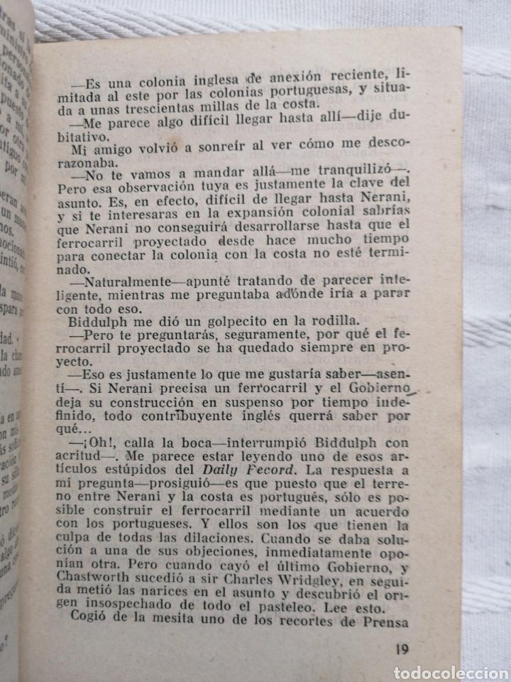 Libros antiguos: El caso del Castillo de Glengyle John Ferguson rustica Mdrid 1944 Lux 237 pp. ilustraciones. - Foto 2 - 190593556