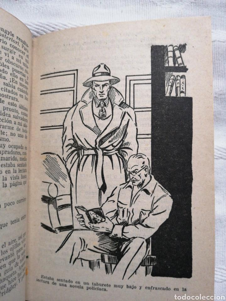 Libros antiguos: El caso del Castillo de Glengyle John Ferguson rustica Mdrid 1944 Lux 237 pp. ilustraciones. - Foto 3 - 190593556