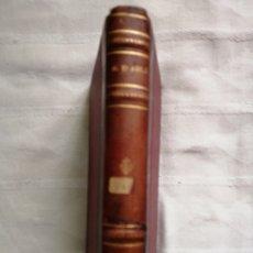 Libros antiguos: LARGO VIAJE POR MARCELLA D´ARLE. EDITORIAL HISPANO AMERICANA 1944.BARCELONA IN 8º HOLANDESA PIEL NER. Lote 190592586