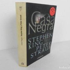 Livros antigos: CASA NEGRA (STEPHEN KING / PETER STRAUB) DEBOLSILLO-2002. Lote 190827883