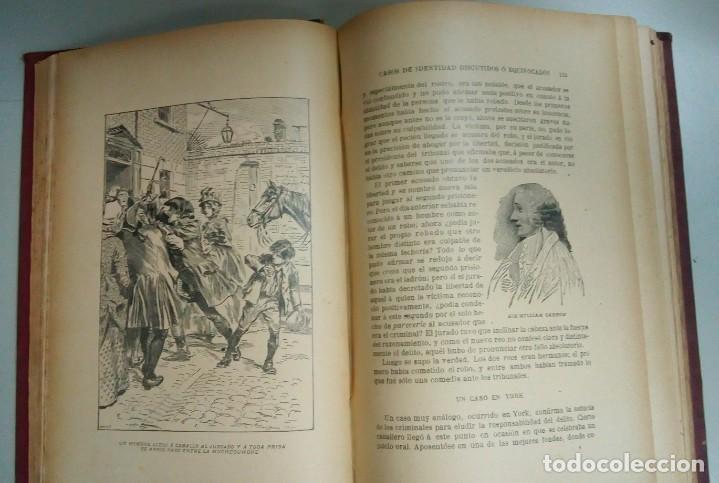 Libros antiguos: MISTERIOS DE LA POLICIA Y DEL CRIMEN, ARTURO GRIFFITHS, AÑO 1902, L112022 - Foto 2 - 190854575