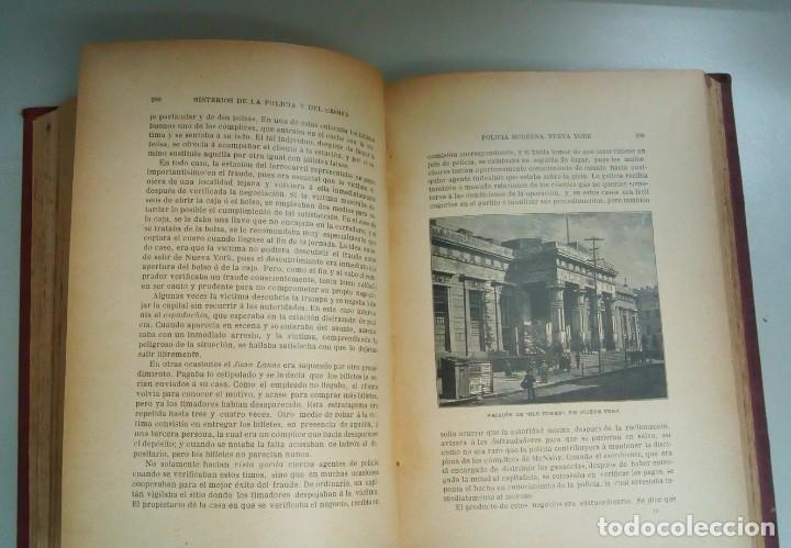 Libros antiguos: MISTERIOS DE LA POLICIA Y DEL CRIMEN, ARTURO GRIFFITHS, AÑO 1902, L112022 - Foto 3 - 190854575
