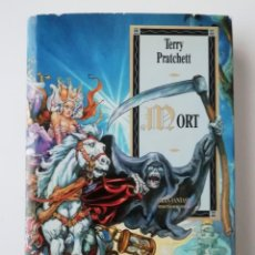 Libros antiguos: MORT - TERRY PRATCHETT - ED. MARTÍNEZ ROCA 1991. Lote 191310860