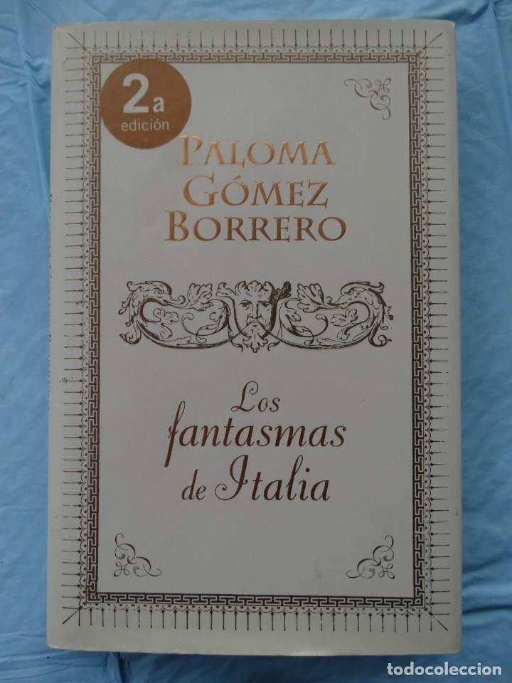 LOS FANTASMAS DE ITALIA (Libros antiguos (hasta 1936), raros y curiosos - Literatura - Terror, Misterio y Policíaco)