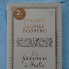 Libros antiguos: LOS FANTASMAS DE ITALIA. Lote 191696347