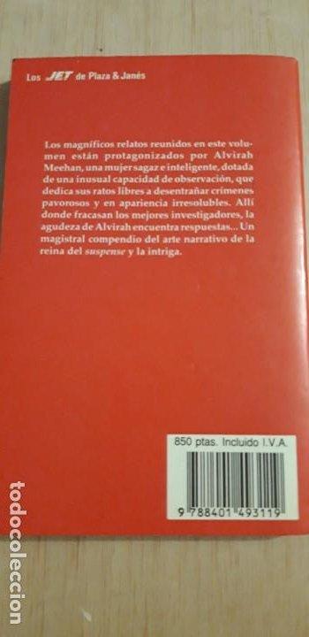 Libros antiguos: 1 NOVELA DE **.MUERTE EN CAPE COD . ** MARY HIGGINS CLARK 1995 PLAZA Y JANES JET - Foto 2 - 194093766