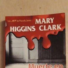 Libros antiguos: 1 NOVELA DE **.MUERTE EN CAPE COD . ** MARY HIGGINS CLARK 1995 PLAZA Y JANES JET . Lote 194093766