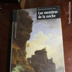 Libros antiguos: LAS MENTIRAS DE LA NOCHE GESUALDO BUFALINO. Lote 194153782