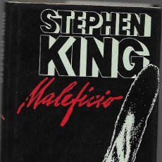 Libros antiguos: LIBRO STEPHEN KING MALEFICIO. Lote 194269075