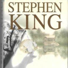 Libros antiguos: LIBRO STEPHEN KING UN SACO DE HUESOS. Lote 194270540