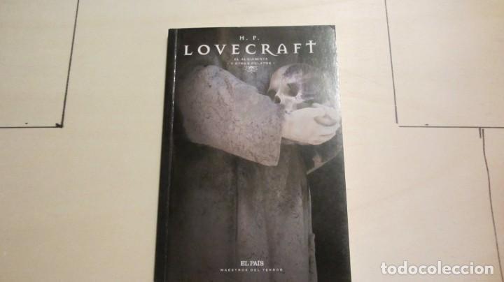 H.P LOVECRAFT (Libros antiguos (hasta 1936), raros y curiosos - Literatura - Terror, Misterio y Policíaco)