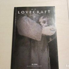 Libros antiguos: H.P LOVECRAFT. Lote 194405175