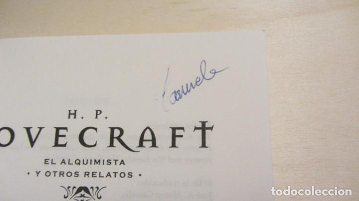 Libros antiguos: H.P LOVECRAFT - Foto 2 - 194405175